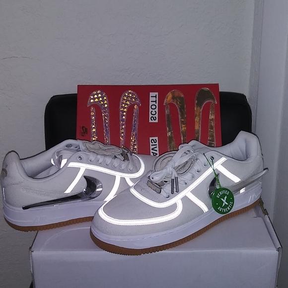 Nike Shoes   Travis Scott Sails Size